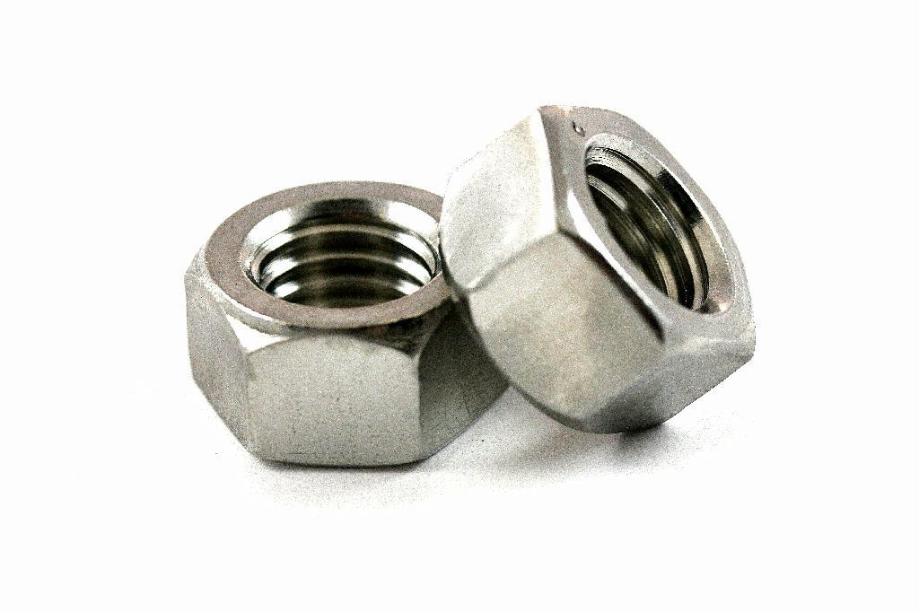 304 STAINLESS HEX NUT