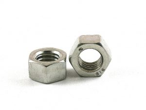 316 STAINLESS HEX NUT