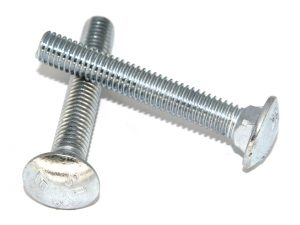 GRADE 2 CARRIAGE BOLT