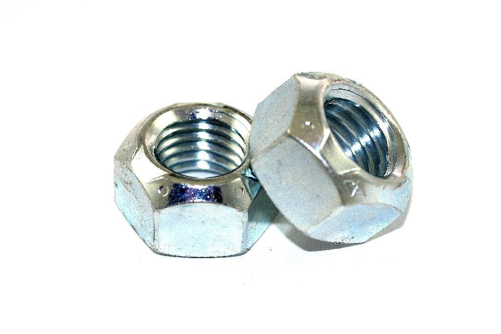 GRADE 8 STOVER LOCK NUTS