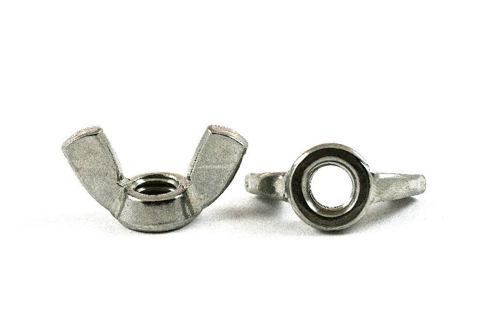 304 STAINLESS WING NUT